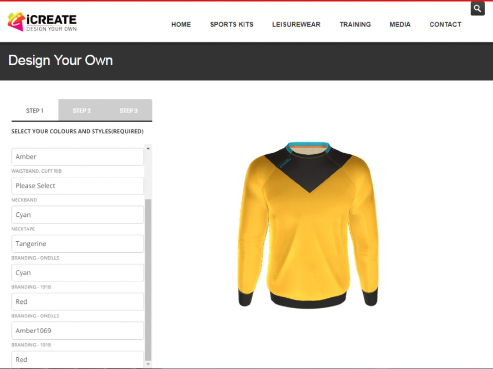 3D Garment Customization